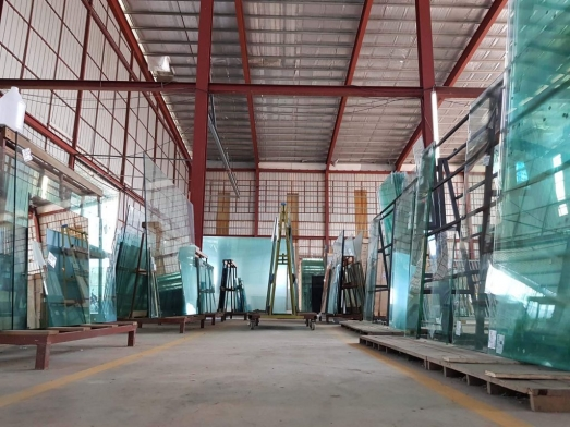 variedad de vidrios
